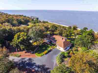 Cape May Court House Single Family Home For Sale: 69 Pierces Point Rd