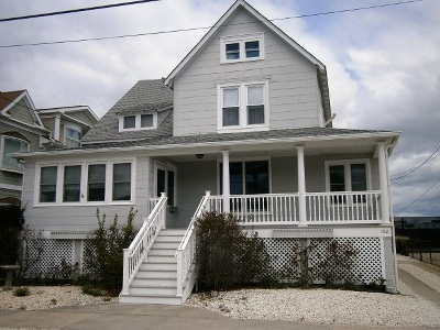 Stone Harbor Single Family Home For Sale: 162 83rd Street