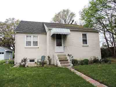 Single Family Home For Sale: 1239 Lafayette Street