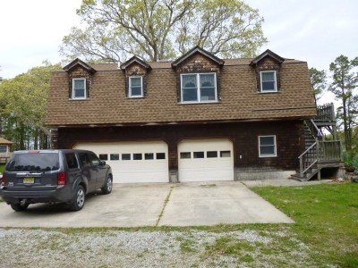 Cape May Court House Single Family Home For Sale: 856 Hand Ave.