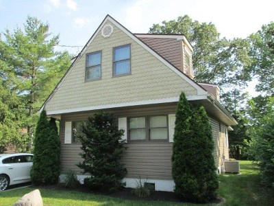 Single Family Home For Sale: 53 Reeds Beach Road