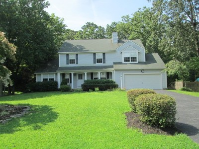Single Family Home Under Contract Con/Show: 40 Cynwyd