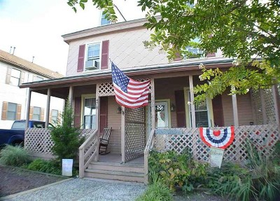 Cape May Multi Family Home For Sale: 478-480 West Perry Street