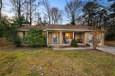 Single Family Home Under Contract: 340 Essex Avenue