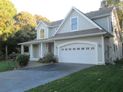 Single Family Home For Sale: 8 Stone Harbor Landing