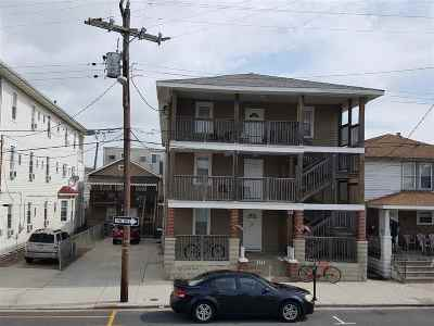 Wildwood Multi Family Home For Sale: 317 E Oak Avenue
