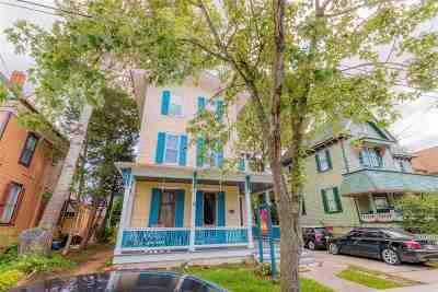 Single Family Home For Sale: 718 Columbia Avenue
