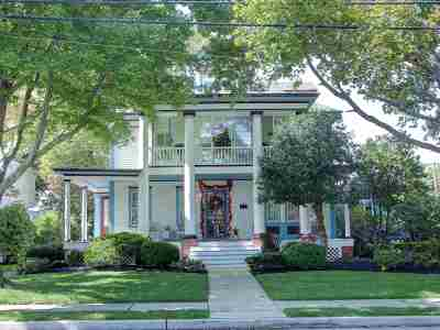 Cape May Court House Single Family Home For Sale: 15 N Boyd Street