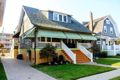 Single Family Home For Sale: 1018 Stockton Avenue