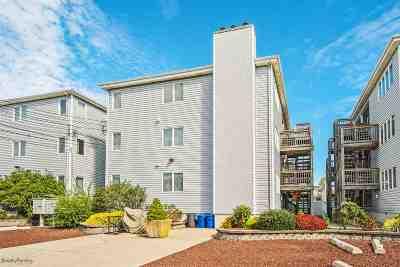 Sea Isle City Condo For Sale: 119 40th Street #3F