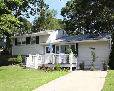 North Cape May Single Family Home For Sale: 109 Old Mill Drive