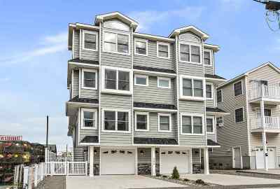 Sea Isle City Townhouse Under Contract: 345 W 43rd Place #West Uni
