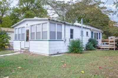 Villas Single Family Home For Sale: 111 Ridgewood Avenue