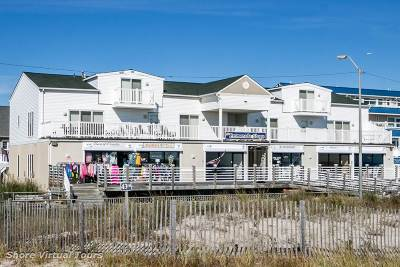 Sea Isle City Multi Family Home Under Contract: 11 43rd Street