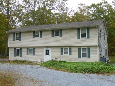 Cape May Court House Multi Family Home For Sale: 364 Court House South Dennis Rd.