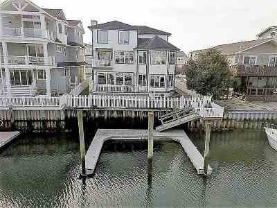 Sea Isle City Single Family Home For Sale: 355 47th Place