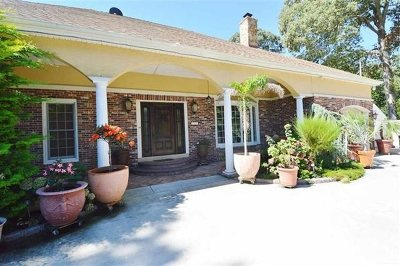 Cape May Court House Single Family Home For Sale: 207 E Pacific