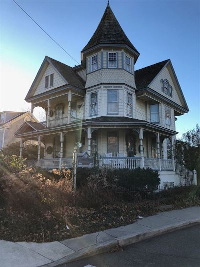 Cape May Single Family Home For Sale: 835 Washington Street