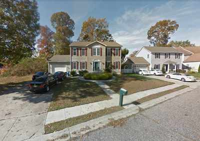North Cape May Single Family Home For Sale: 5 Sheriff Taylor Boulevard