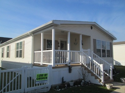 Mobile Home For Sale: 195 Maurice Blvd.
