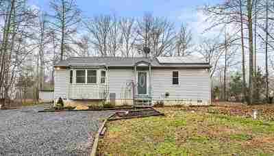 Single Family Home For Sale: 2115 Route 47