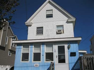 Sea Isle City Single Family Home Under Contract: 139 44th Street
