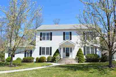 North Cape May Single Family Home For Sale: 6 Sheriff Taylor Boulevard