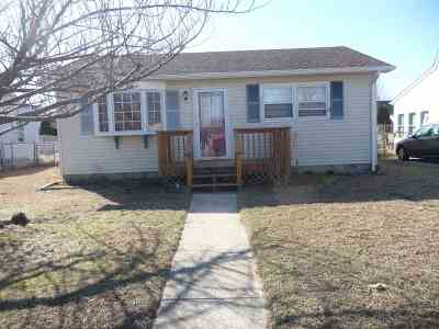 Villas Single Family Home For Sale: 126 Shadeland Rd