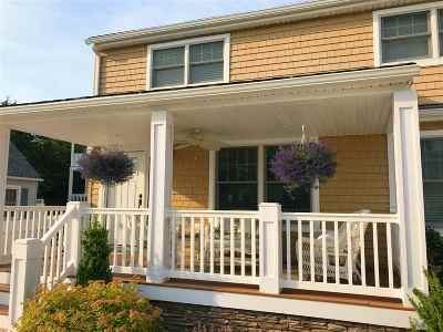 Stone Harbor Single Family Home For Sale: 240 98th Street