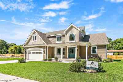 Cape May Court House Single Family Home For Sale: 2 Canterbury Way
