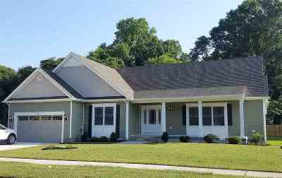 Cape May Court House Single Family Home Under Contract: 10 Canterbury Way