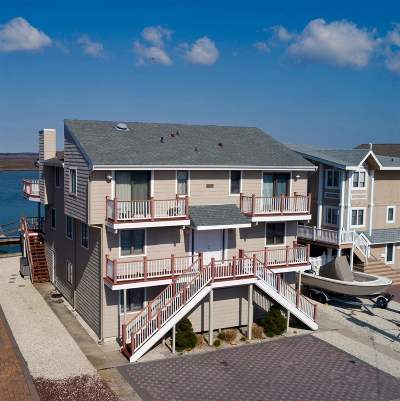 Sea Isle City Townhouse For Sale: 7722 S Roberts Avenue #South