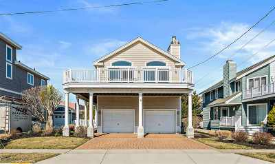 Stone Harbor Single Family Home For Sale: 10609 First Avenue