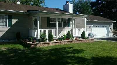 Single Family Home For Sale: 154 Corson Tavern Road
