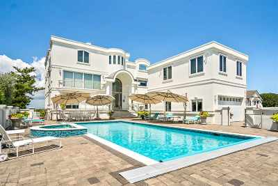 Single Family Home For Sale: 5878 Ocean Drive