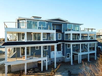 Sea Isle City Townhouse Under Contract: 25 29th Street #South