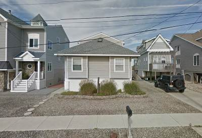 Sea Isle City Single Family Home Under Contract: 5914 Sounds Ave