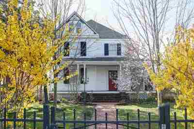 Cape May Court House Single Family Home For Sale: 1 Romney Place