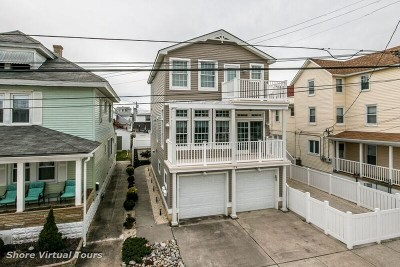 Townhouse For Sale: 124 E Leaming Avenue #B
