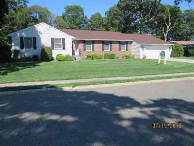 Single Family Home For Sale: 7 W Timber Drive