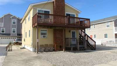 Sea Isle City Condo For Sale: 134 93rd Street 1st Floor #1st floo