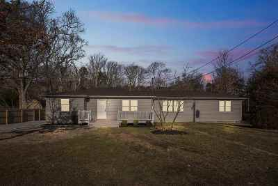 Single Family Home Under Contract Con/Show: 30 Stagecoach Road