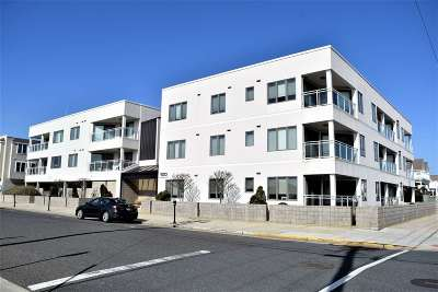 Stone Harbor Condo For Sale: 100 96th Street #306