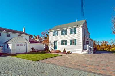Cape May Single Family Home Under Contract: 1145 Lafayette Street