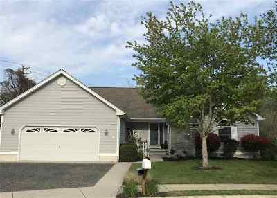 Single Family Home For Sale: 15 Captains Court