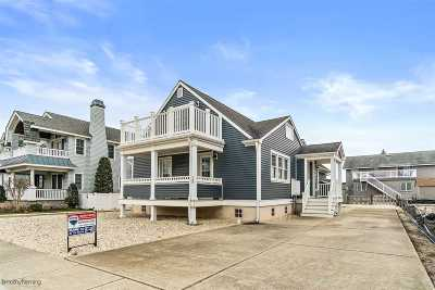 Stone Harbor Single Family Home For Sale: 137 109th Street