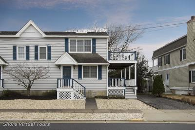 Stone Harbor Townhouse For Sale: 305 109th Street #305