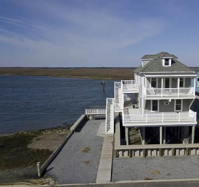 Sea Isle City Multi Family Home For Sale: 5922 Sounds Avenue