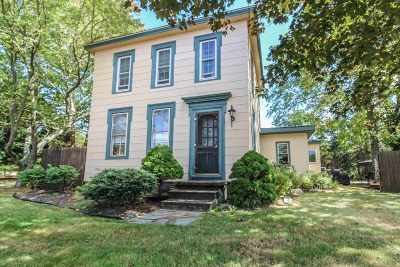 Single Family Home For Sale: 1817 S Shore Road