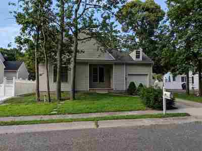 North Cape May Single Family Home Under Contract: 9 Plover Street